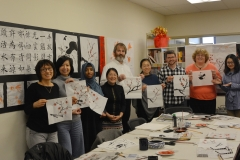 3-Chinese-painting-works-by-beginners